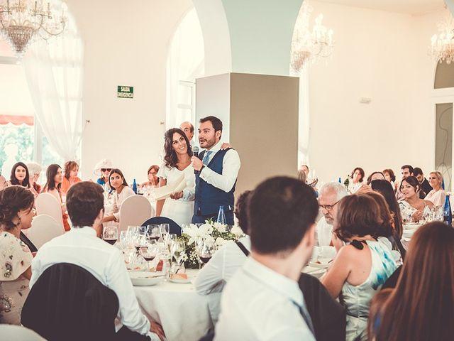 La boda de Alberto y Sara en San Lorenzo De El Escorial, Madrid 87