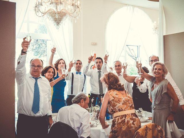 La boda de Alberto y Sara en San Lorenzo De El Escorial, Madrid 88