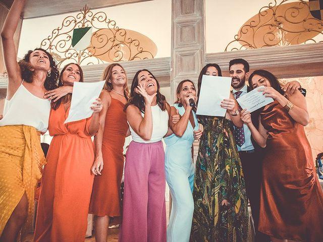 La boda de Alberto y Sara en San Lorenzo De El Escorial, Madrid 90