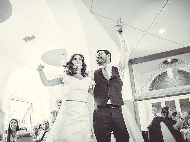 La boda de Alberto y Sara en San Lorenzo De El Escorial, Madrid 91