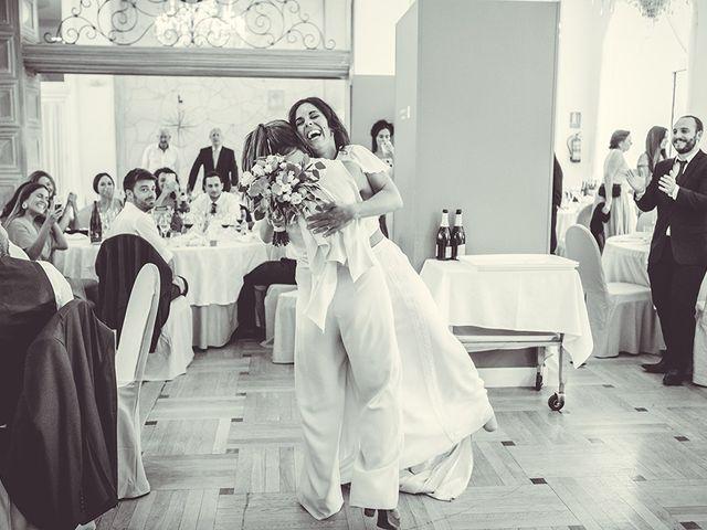 La boda de Alberto y Sara en San Lorenzo De El Escorial, Madrid 96