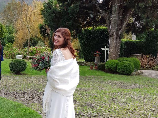 La boda de Tavo y Maite en Nigran, Pontevedra 8