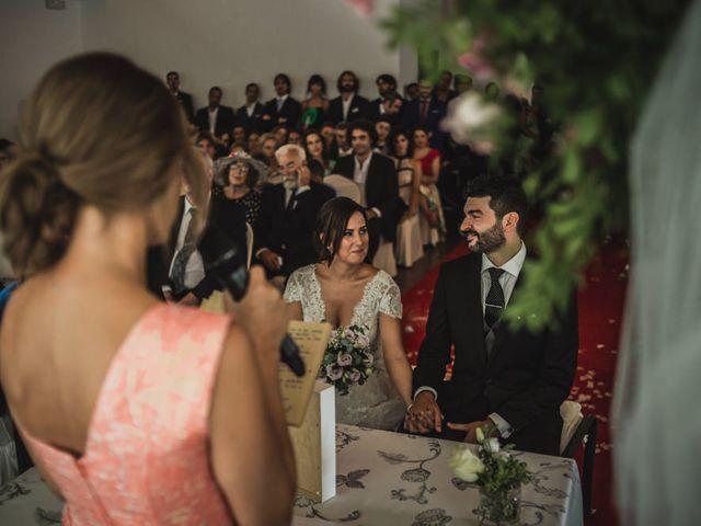 La boda de Fito y Alexia en Solares, Cantabria 24