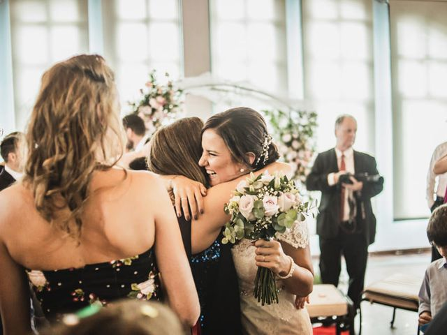 La boda de Fito y Alexia en Solares, Cantabria 29
