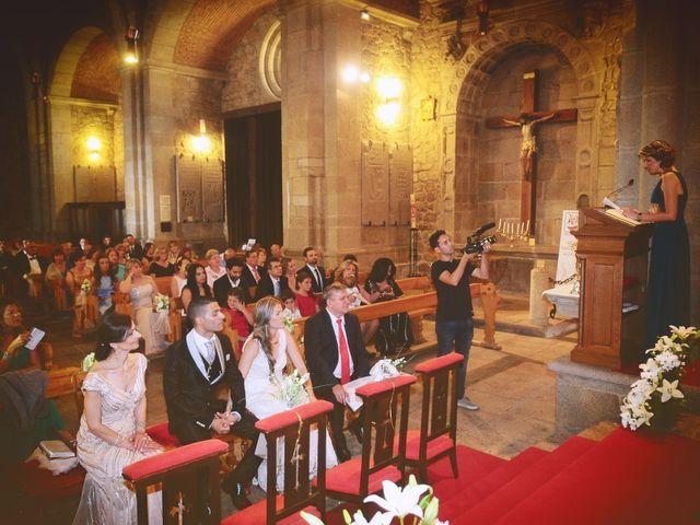La boda de Jimmy y Elena en Valdastillas, Cáceres 24