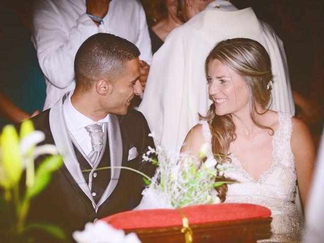 La boda de Jimmy y Elena en Valdastillas, Cáceres 26
