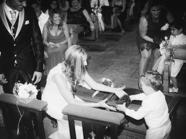 La boda de Jimmy y Elena en Valdastillas, Cáceres 30