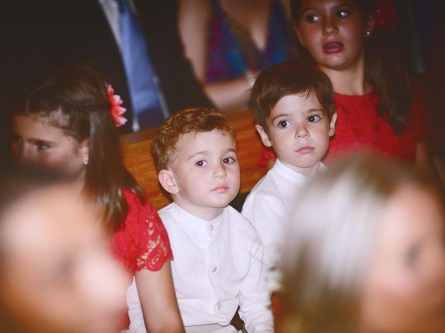 La boda de Jimmy y Elena en Valdastillas, Cáceres 31