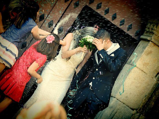 La boda de Jimmy y Elena en Valdastillas, Cáceres 37
