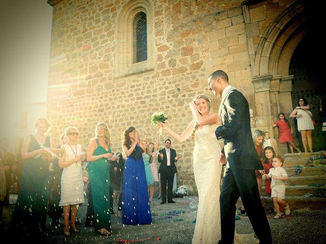 La boda de Jimmy y Elena en Valdastillas, Cáceres 39