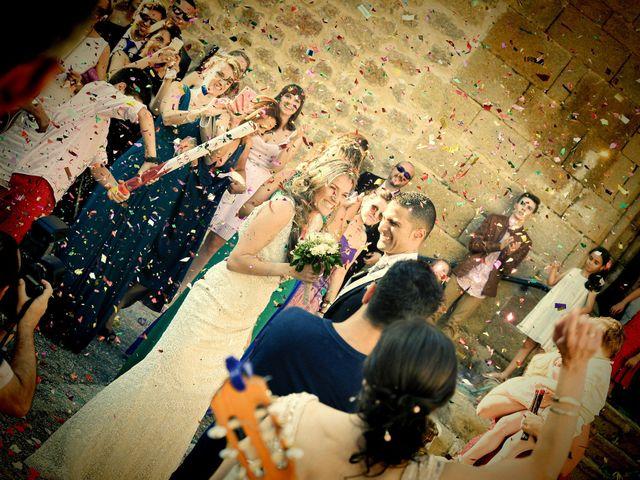La boda de Jimmy y Elena en Valdastillas, Cáceres 41