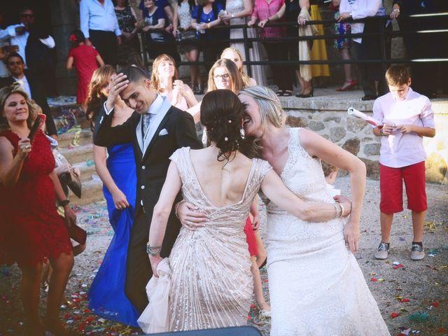La boda de Jimmy y Elena en Valdastillas, Cáceres 42