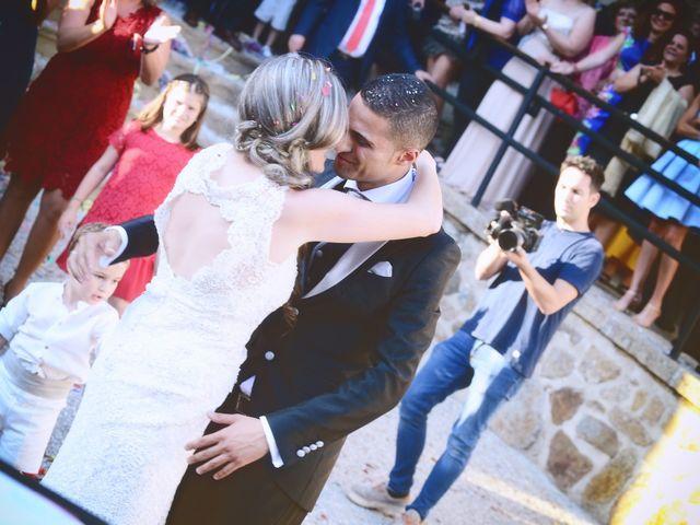 La boda de Jimmy y Elena en Valdastillas, Cáceres 43