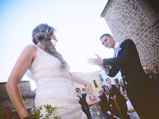 La boda de Jimmy y Elena en Valdastillas, Cáceres 44
