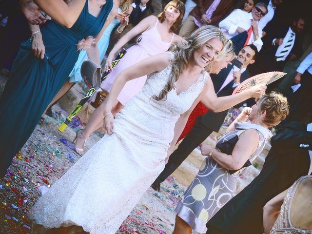 La boda de Jimmy y Elena en Valdastillas, Cáceres 45