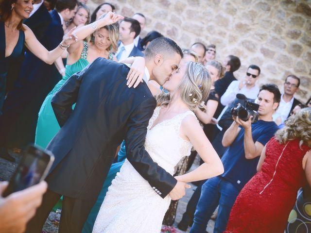 La boda de Jimmy y Elena en Valdastillas, Cáceres 46