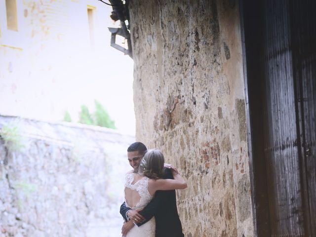 La boda de Jimmy y Elena en Valdastillas, Cáceres 50