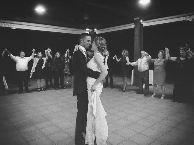 La boda de Jimmy y Elena en Valdastillas, Cáceres 61