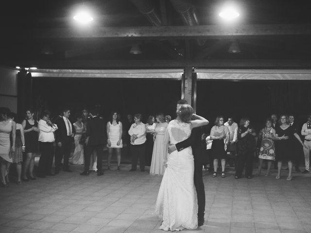 La boda de Jimmy y Elena en Valdastillas, Cáceres 63