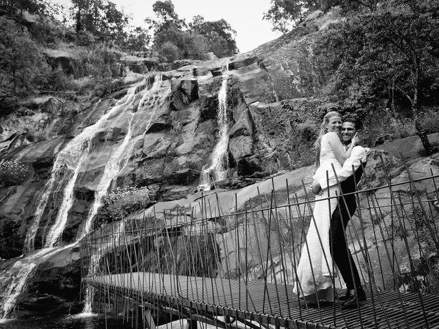 La boda de Jimmy y Elena en Valdastillas, Cáceres 64