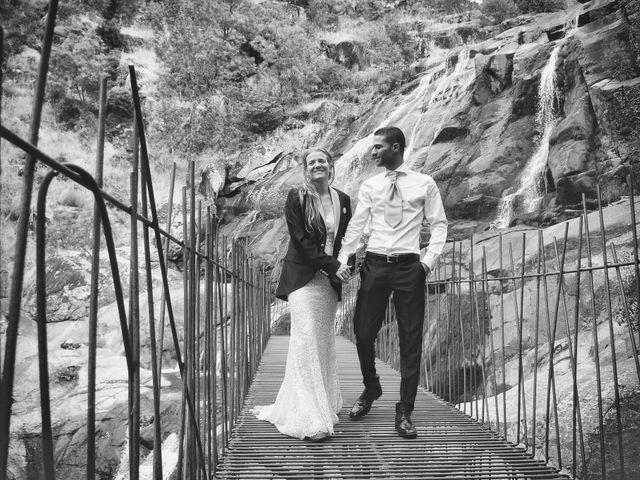La boda de Jimmy y Elena en Valdastillas, Cáceres 65