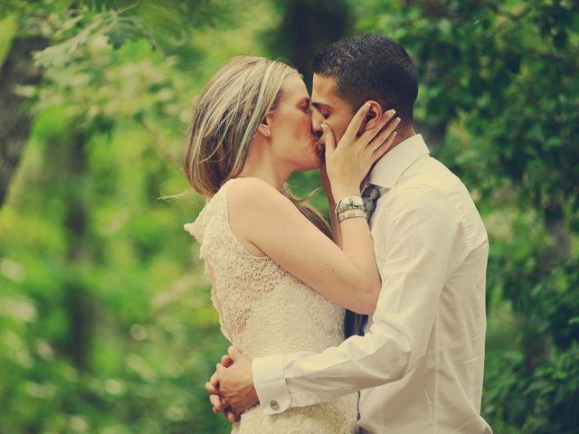 La boda de Jimmy y Elena en Valdastillas, Cáceres 72
