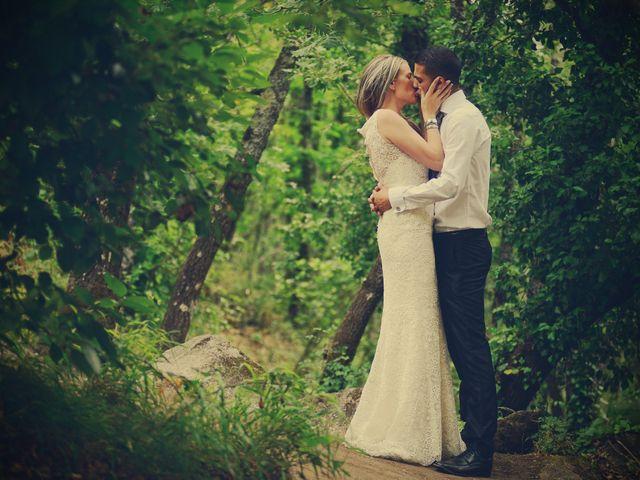 La boda de Jimmy y Elena en Valdastillas, Cáceres 73