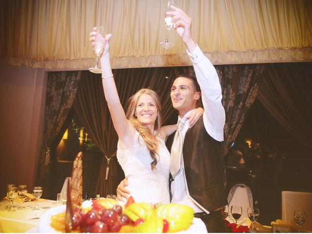 La boda de Jimmy y Elena en Valdastillas, Cáceres 56