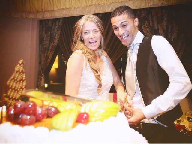 La boda de Jimmy y Elena en Valdastillas, Cáceres 57