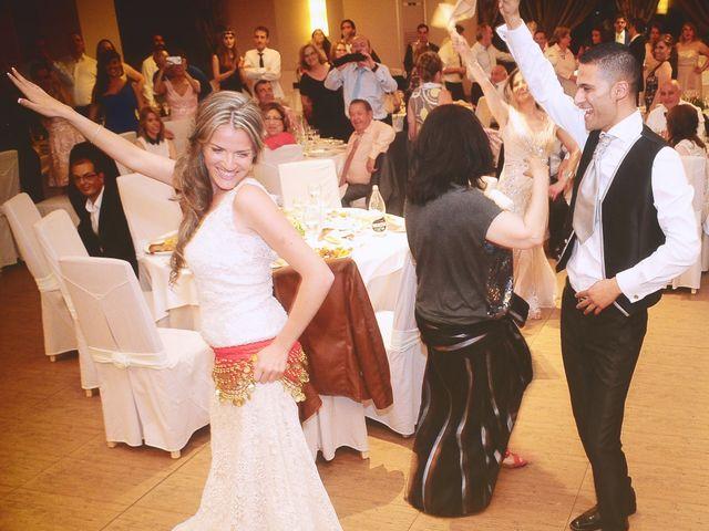 La boda de Jimmy y Elena en Valdastillas, Cáceres 58