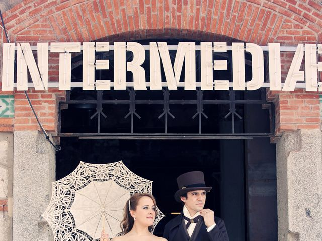 La boda de Ramón y Beatriz en Madrid, Madrid 11