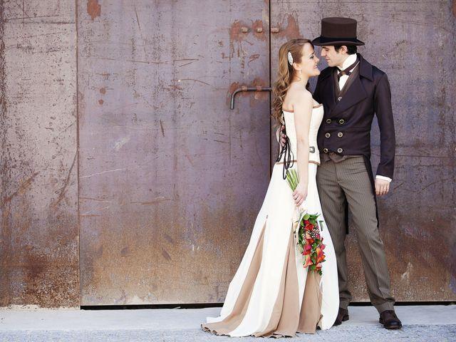 La boda de Beatriz y Ramón