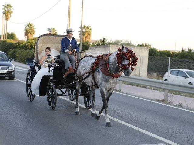 La boda de Oscar  y Ana en Castilleja De La Cuesta, Sevilla 6