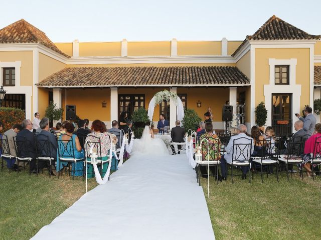 La boda de Oscar  y Ana en Castilleja De La Cuesta, Sevilla 8