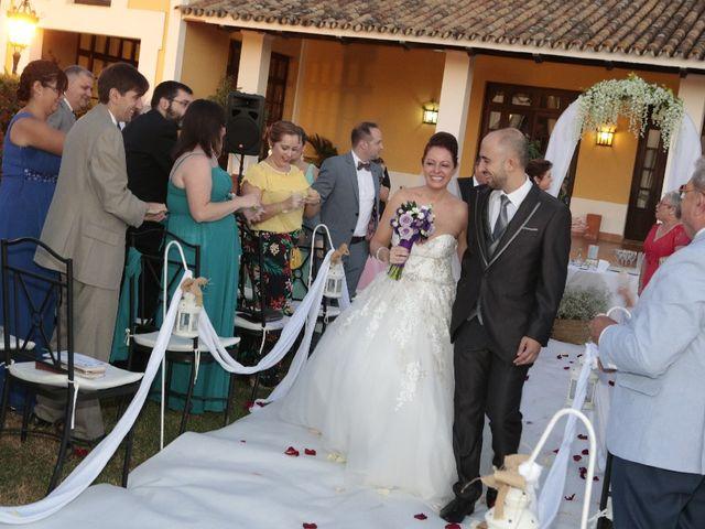 La boda de Oscar  y Ana en Castilleja De La Cuesta, Sevilla 10