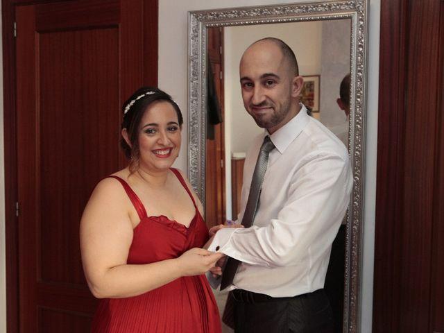 La boda de Oscar  y Ana en Castilleja De La Cuesta, Sevilla 14