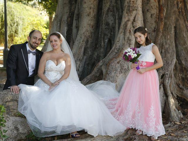 La boda de Oscar  y Ana en Castilleja De La Cuesta, Sevilla 21