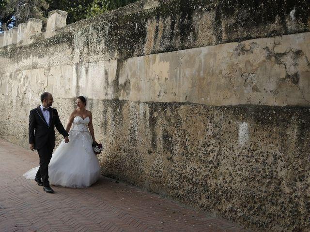 La boda de Oscar  y Ana en Castilleja De La Cuesta, Sevilla 22