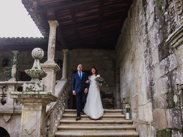 La boda de Tavo y Maite en Nigran, Pontevedra 16