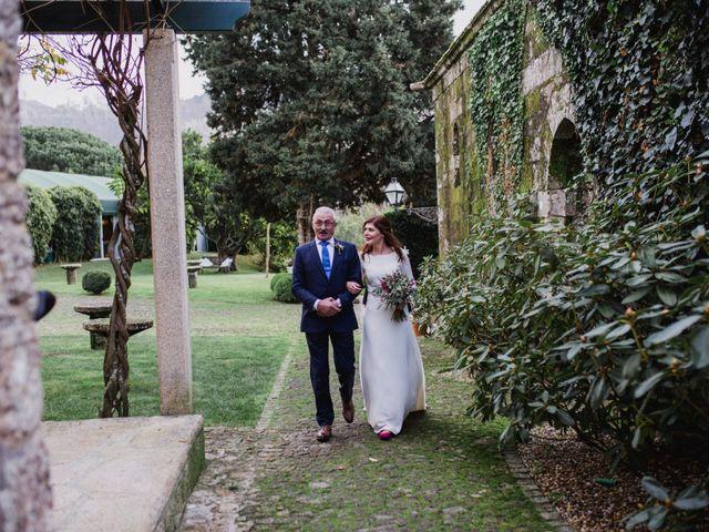La boda de Tavo y Maite en Nigran, Pontevedra 17