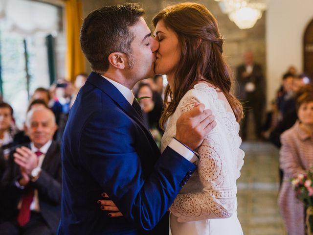 La boda de Tavo y Maite en Nigran, Pontevedra 21