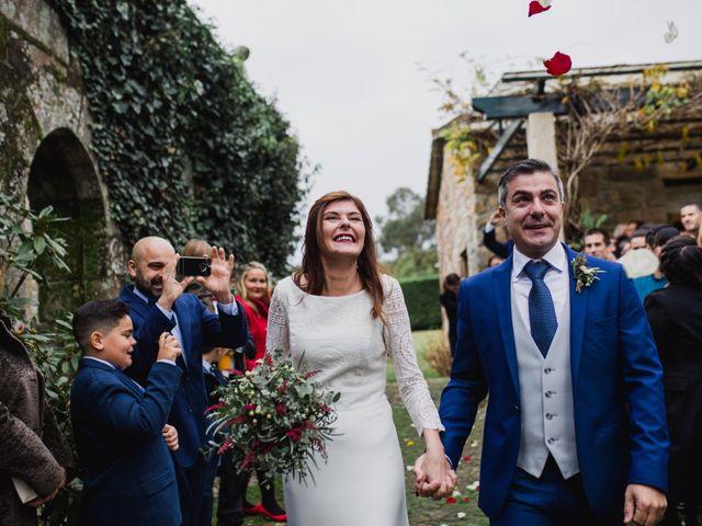 La boda de Tavo y Maite en Nigran, Pontevedra 22