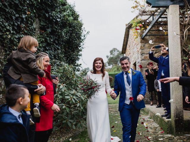 La boda de Tavo y Maite en Nigran, Pontevedra 23