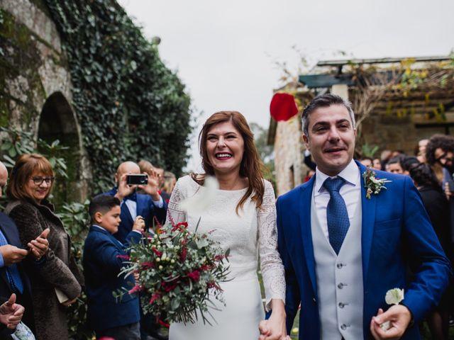La boda de Tavo y Maite en Nigran, Pontevedra 24