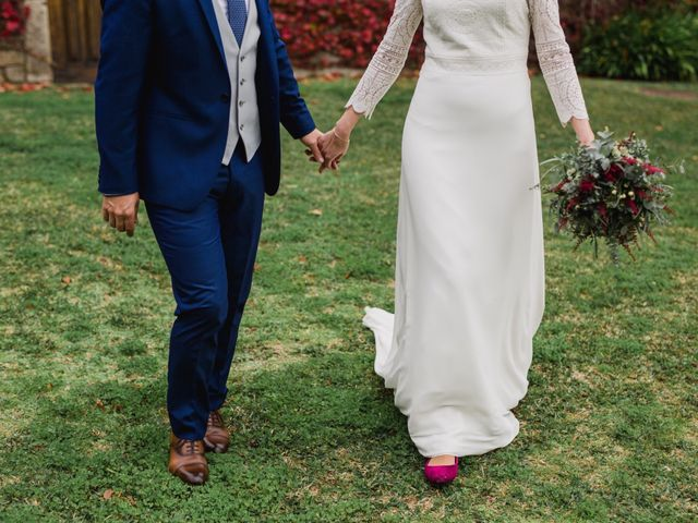 La boda de Tavo y Maite en Nigran, Pontevedra 28