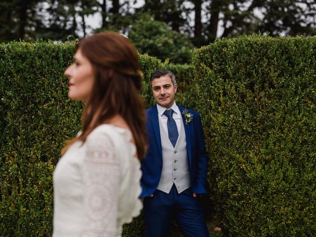 La boda de Tavo y Maite en Nigran, Pontevedra 29