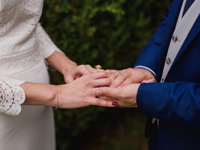La boda de Tavo y Maite en Nigran, Pontevedra 33