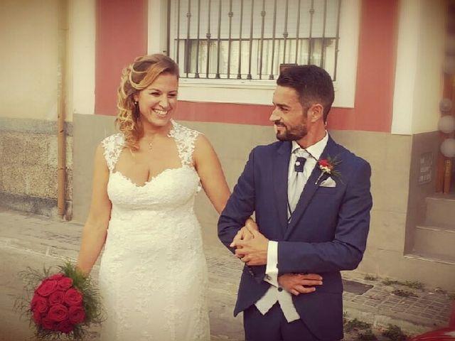 La boda de Fernando y Miriam en Alboraya, Valencia 1