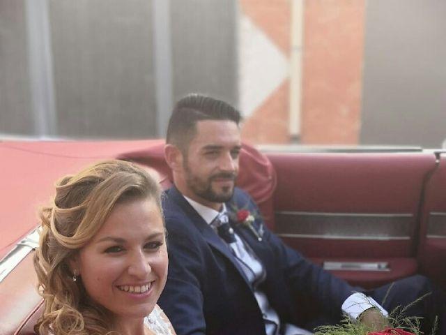 La boda de Fernando y Miriam en Alboraya, Valencia 2