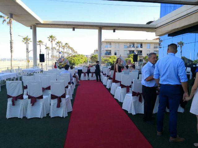 La boda de Fernando y Miriam en Alboraya, Valencia 3
